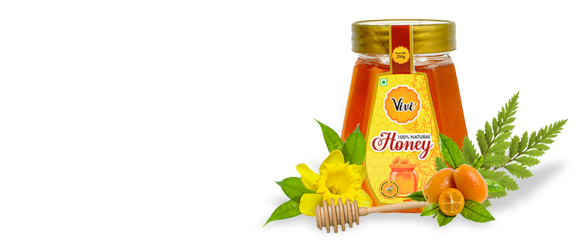 Pure Organic Honey Manufacturer in India, Raw Honey Supplier