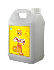 Natural Honey packed in Jerry Can